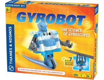 57% off Thames and Kosmos Gyrobot-Gyroscopic Robot Kit