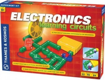 54% off Thames & Kosmos Electronics: Learning Circuits