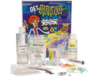 40% off Be Amazing! Toys Get Slimed! Science Kit