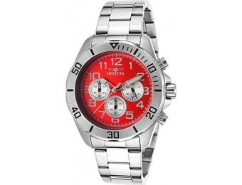 83% off Invicta Mens Pro Diver Chrono Stainless Steel Watch
