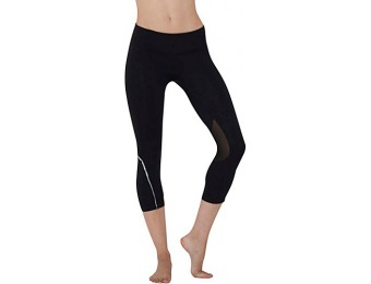 74% off Electric Yoga Reflective Mesh Capri