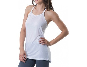 70% off Electric Yoga Braided Top - White