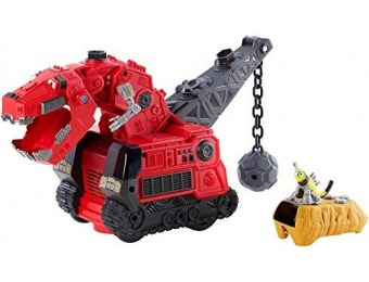 74% off Dinotrux Reptool Control Ty Rux Toy Vehicle