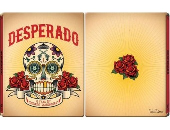 40% off Desperado (Blu-ray) [Steelbook]