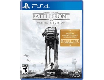 50% off Star Wars Battlefront Ultimate Edition - PlayStation 4