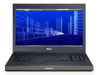 $763 off Dell Precision M4700 Mobile Workstation (i7,Win7Pro)