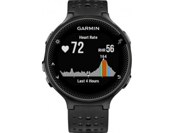 $190 off Garmin Forerunner 235 GPS Running Watch