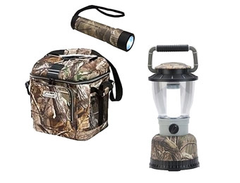 $61 off Coleman Realtree Hunting Value Bundle