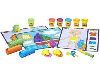81% off Play-Doh Shape and Learn Textures and Tools