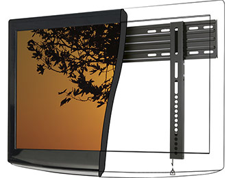 "60% off Sanus Super Slim Wall Mount for 32-60"" Flat-Panel TVs"