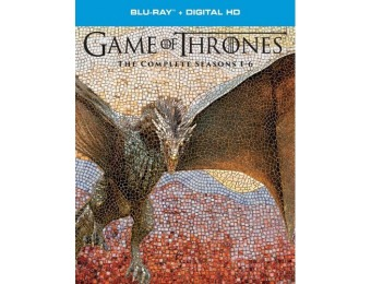 $130 off Game of Thrones: Seasons 1-6 (Blu-ray)