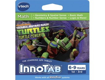 88% off VTech TMNT Software Cartridge for Vtech InnoTab Systems