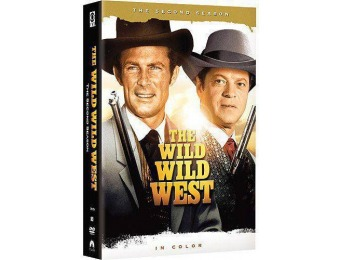 89% off The Wild Wild West: The Second Season (DVD)