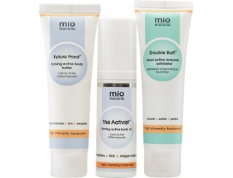 91% off Mio Skincare Strong Is The New Skinny Kit