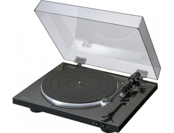 $130 off Denon DP-300F Analog Record Turntable