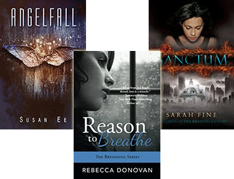 Kindle Books in Three Popular Young Adult Series, $1.99 Each