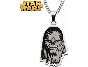 86% off Chewbacca Necklace
