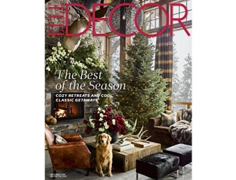 97% off Elle Decor Magazine - 6 month auto-renewal