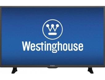 "$150 off Westinghouse 43"" LED 2160p Smart 4K Ultra HD TV"