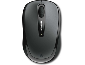 57% off Microsoft Wireless Mobile Mouse 3500 - Loch Ness Gray