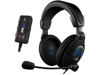 25% off Turtle Beach Ear Force PX22 Universal Gaming Headset