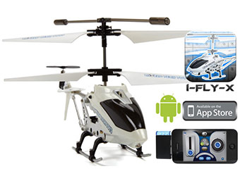77% off iFly Heli 3.5CH Helicopter (iPhone/Android Control)