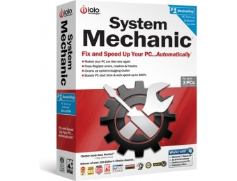 75% off Iolo Technologies System Mechanic Software 2 Year