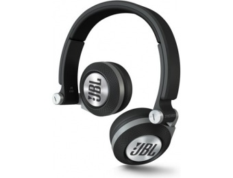 44% off JBL Synchros E30 Headphones with Mic, Black