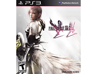 83% off Final Fantasy XIII - 2 (PlayStation 3)