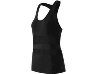 80% off New Balance Mesh Panel Womens Performance Tank