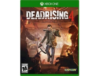 61% off Dead Rising 4 - Xbox One