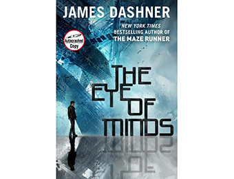 47% off The Eye of Minds by James Dashner (Hardcover Signed Edition)