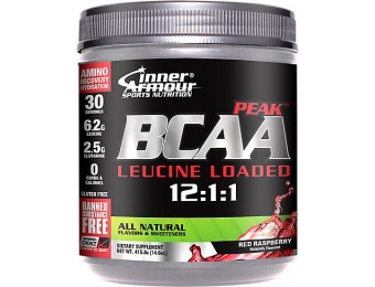 44% off BCAA Peak All Natural Fitness Supplement
