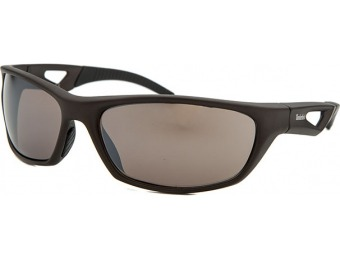 80% off Timberland Men's Rectangle Brown Sunglasses