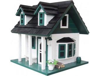 77% off Home Bazaar Green Gables Birdhouse