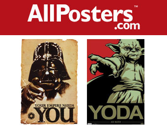 Extra 25% off Sitewide at Allposters.com w/code: TAY29