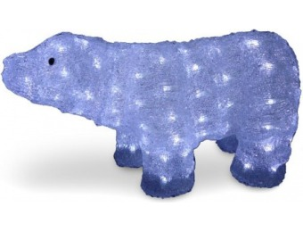 79% off 11 in. Acrylic Bear