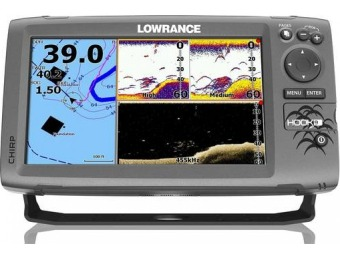 $500 off Lowrance Hook-9 Fishfinder/Chartplotter