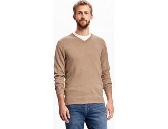 77% off Old Navy V Neck Sweater For Men