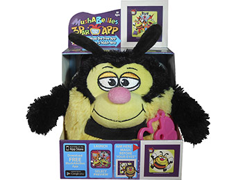 75% off MushABellies Buzzie Bee MushABelly Plush Toy