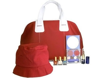 73% off Estee Lauder All American Beauty 7-Piece Travel Set