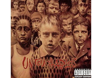 60% off Korn: Untouchables (Audio CD)