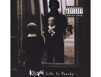 60% off Korn: Life Is Peachy (Audio CD)
