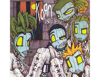 60% off Korn: Issues (Audio CD)