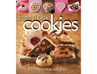 44% off Taste of Home: Cookies - 623 Irresistible Delights Book