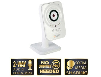 $120 off Q-See QN6401X Easy View WiFi IP Surveillance Camera