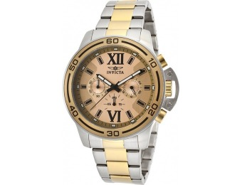 93% off Invicta 15058 Specialty Chronograph Two-Tone Watch
