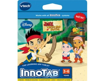 60% off VTech Jake and the Never Land Pirates