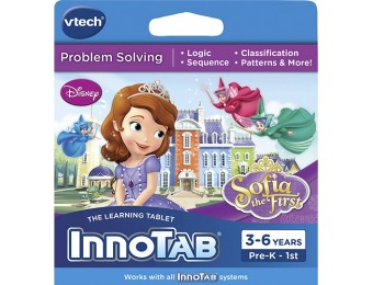 84% off VTech InnoTab Sofia the First Game