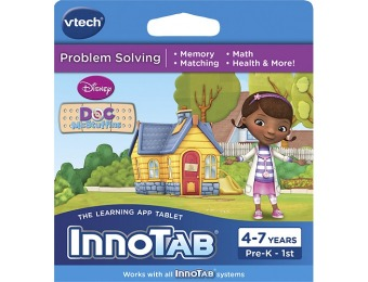 84% off VTech Disney's Doc McStuffins Software Cartridge